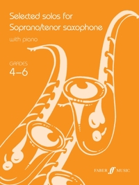 Selected Solos for Tenor Saxophone: Grad