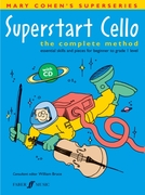 Superstart Cello (with CD)