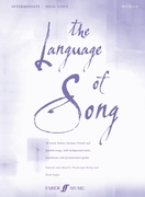 The Language Of Song: Intermediate (High