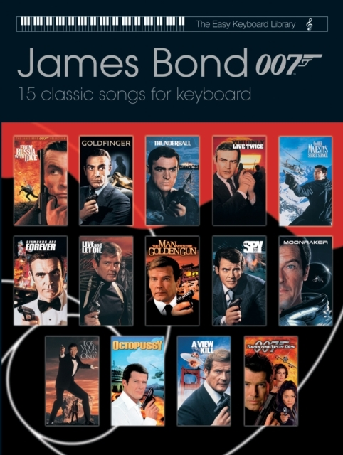 Easy Keyboard Library: James Bond 007