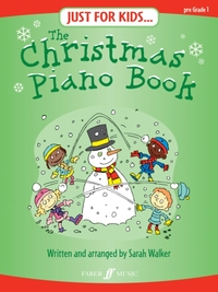 Just For Kids... The Christmas Piano Boo