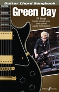 Green Day Guitar Chord Songbook