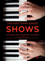 EASY PIANO SERIES SHOWS
