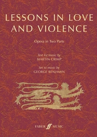 Lessons in Love and Violence (Libretto)