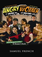 Angry Young Women in Low-Rise Jeans with