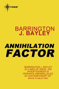 Annihilation Factor