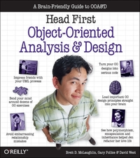 Head First Objects-Oriented Analysis and