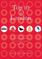 Bilde av Top 10 Of London: 250 Lists About London That Will Simply