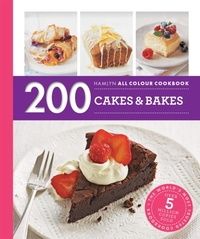 Hamlyn All Colour Cookery: 200 Cakes & B