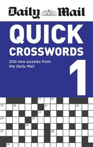 Daily Mail Quick Crosswords Volume 1