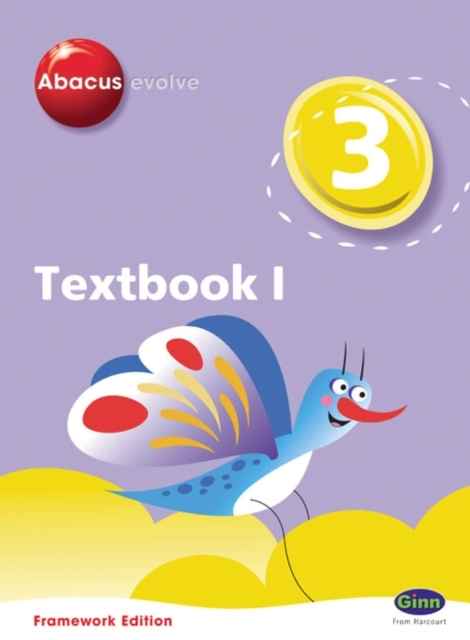 Abacus Evolve Year 3/P4: Textbook 1 Fram