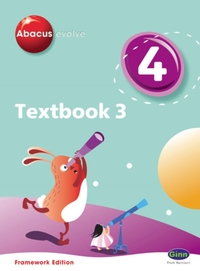 Abacus Evolve Year 4/P5 Textbook 3 Frame