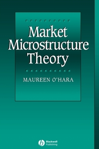 Market Microstructure Theory