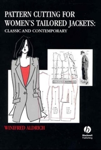 Pattern Cutting for Women's Tailored Jac