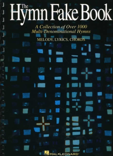 The Hymn Fake Book - A Collection Of Ove