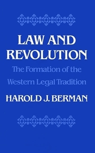 Law and Revolution, I