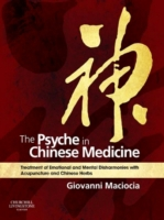 Psyche in Chinese Medicine