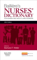 Bailliere's Nurses' Dictionary - E-Book