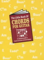 The Little Book Of Chords For Guitar