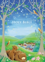 ICB, Sparkly Bedtime Holy Bible, Hardcov