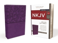 NKJV, Deluxe Gift Bible, Imitation Leath