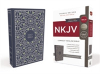 NKJV, Thinline Bible, Compact, Cloth ove