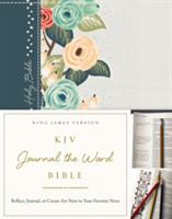 KJV, Journal the Word Bible, Cloth over