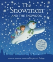 The Snowman and the Snowdog Pop-up Pictu