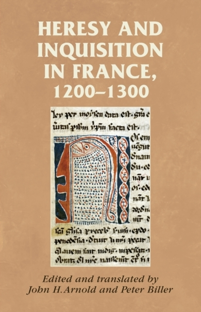 Heresy and Inquisition in France, 1200-1