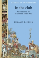 In the club: Associational life in colon