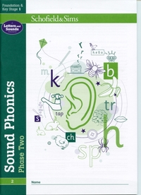 Sound Phonics Phase Two: EYFS/KS1, Ages
