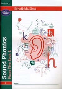 Sound Phonics Phase Five Book 3: KS1 , A