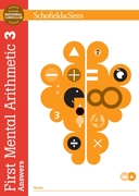 First Mental Arithmetic Answer Book 3