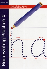 Handwriting Practice Book 1: KS1, Ages 5