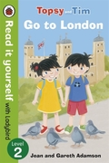 Topsy and Tim: Go to London - Read it Yo