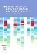 Essentials of Law for Health Professiona
