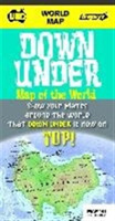 Down Under World Map 161 7th ed