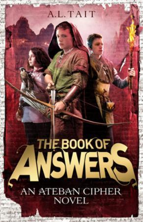 Bilde av The Book Of Answers: The Ateban Cipher Book 2 - From The Best