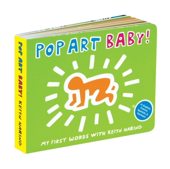 Keith Haring Pop Art Baby!