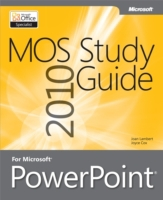 MOS 2010 Study Guide for Microsoft Power