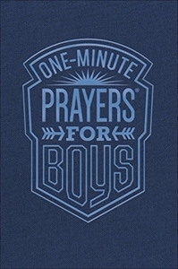 One-Minute Prayers (R) for Boys