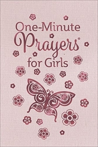 One-Minute Prayers (R) for Girls