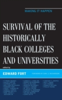 Survival of the Historically Black Colle