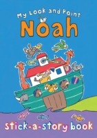My Look and Point Noah Stick-a-Story Boo
