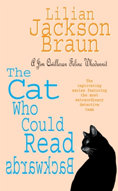 The Cat Who Could Read Backwards (The Ca