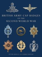 British Army Cap Badges of the Second Wo