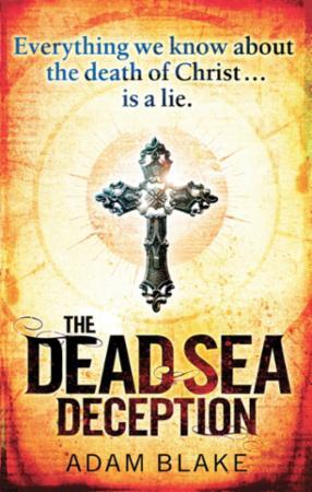 Bilde av The Dead Sea Deception: A Truly Thrilling Race Against Time To R