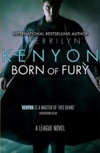 Born of Fury: Number 6 in series