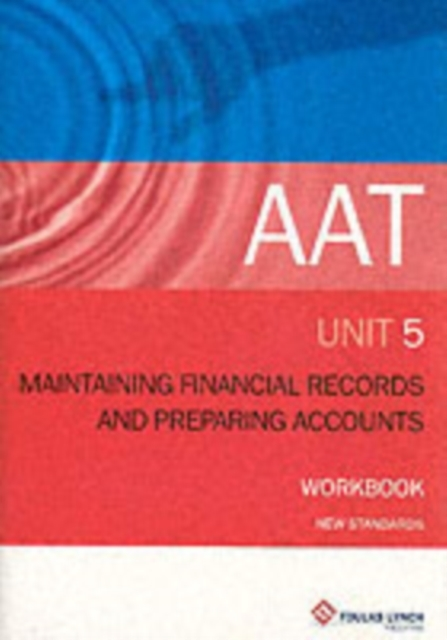 FINANCIAL RECORDS & PREPARING ACCS P5
