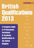 British Qualifications 2013
